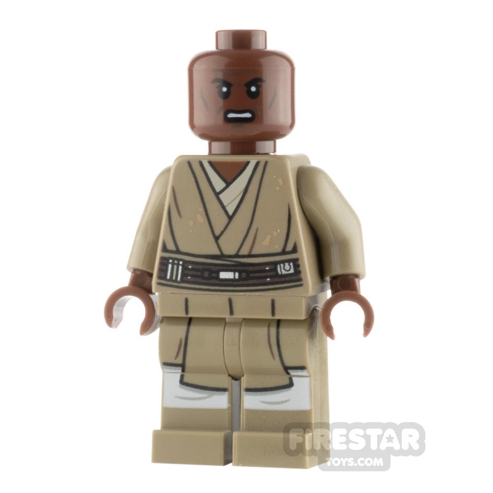 LEGO Star Wars Minifigure Mace Windu Angry