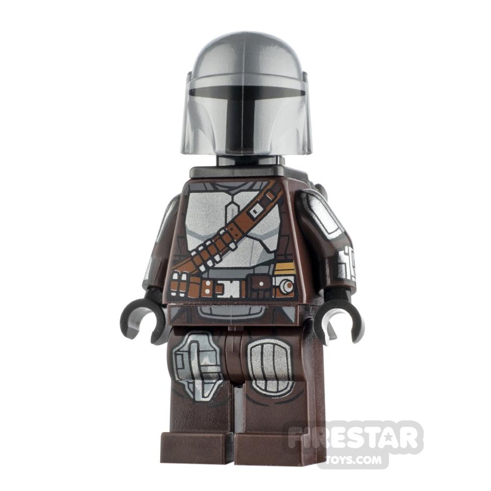 LEGO Star Wars Minifigure The Mandalorian Jet Pack