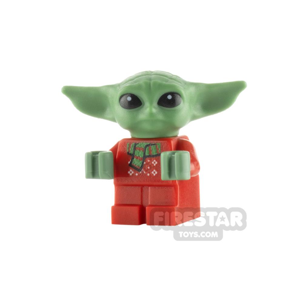 LEGO Star Wars Minifigure The Child Christmas Sweater