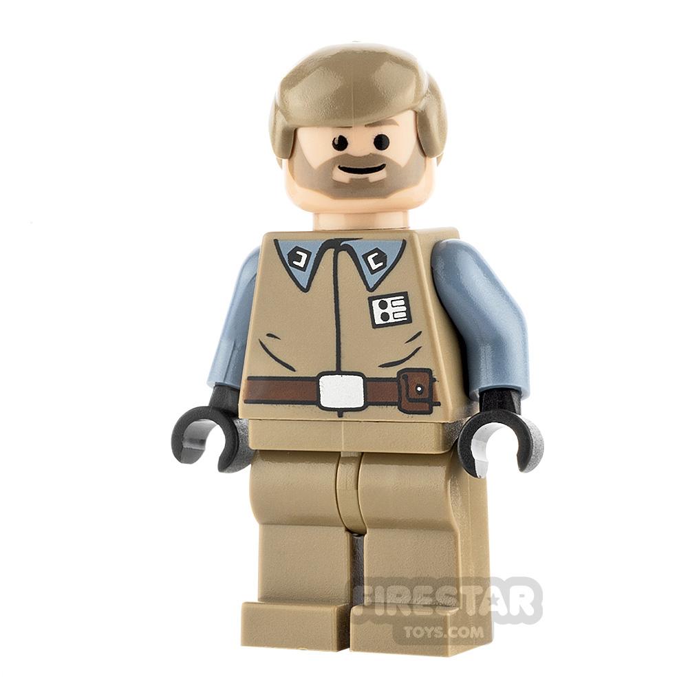 LEGO Star Wars Mini Figure - Crix Madine