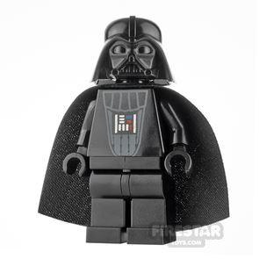 LEGO Star Wars Minifigure Darth Vader Black Head