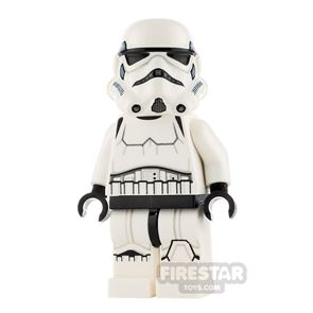 LEGO Star Wars Mini Figure - Stormtrooper - Printed Legs