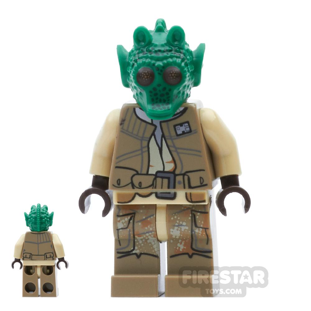 LEGO Star Wars Mini Figure - Rodian Alliance Fighter