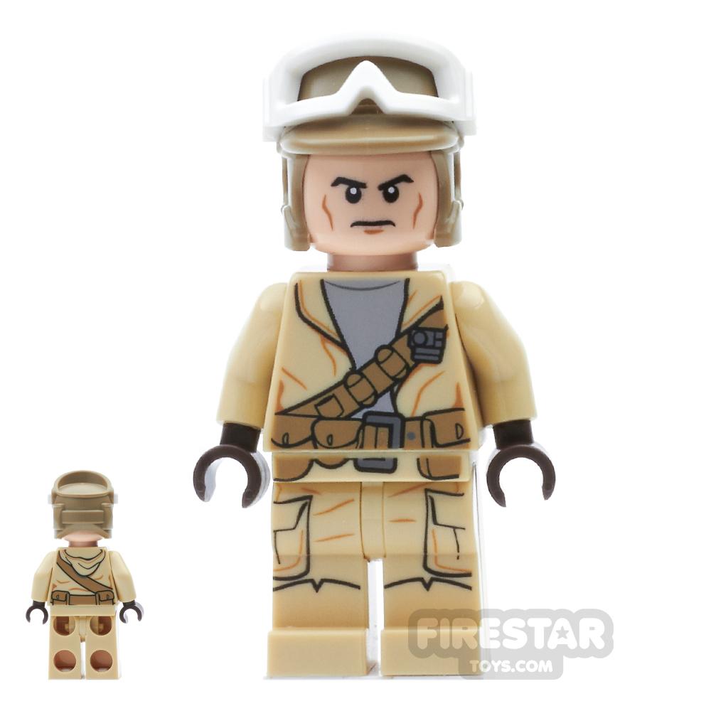 LEGO Star Wars Mini Figure - Rebel Trooper - Goggles