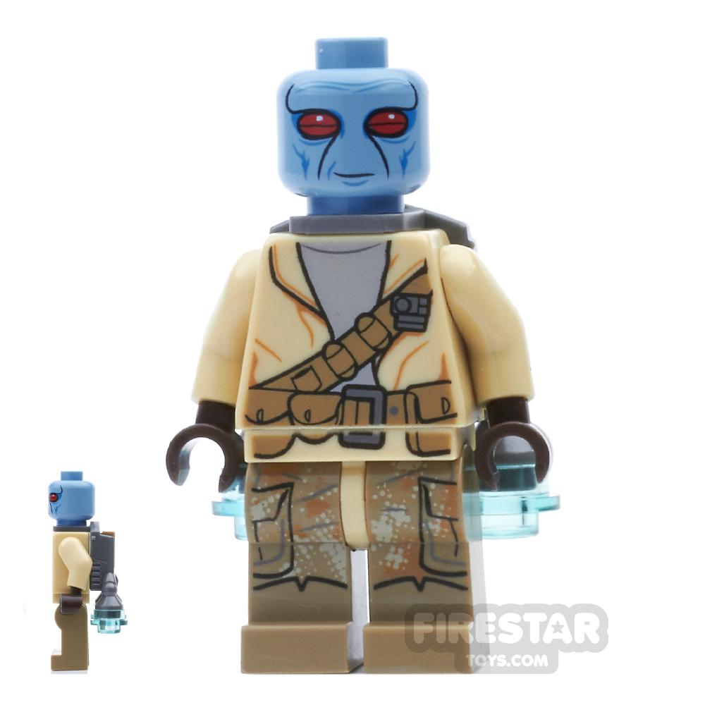 LEGO Star Wars Mini Figure - Duros Alliance Fighter