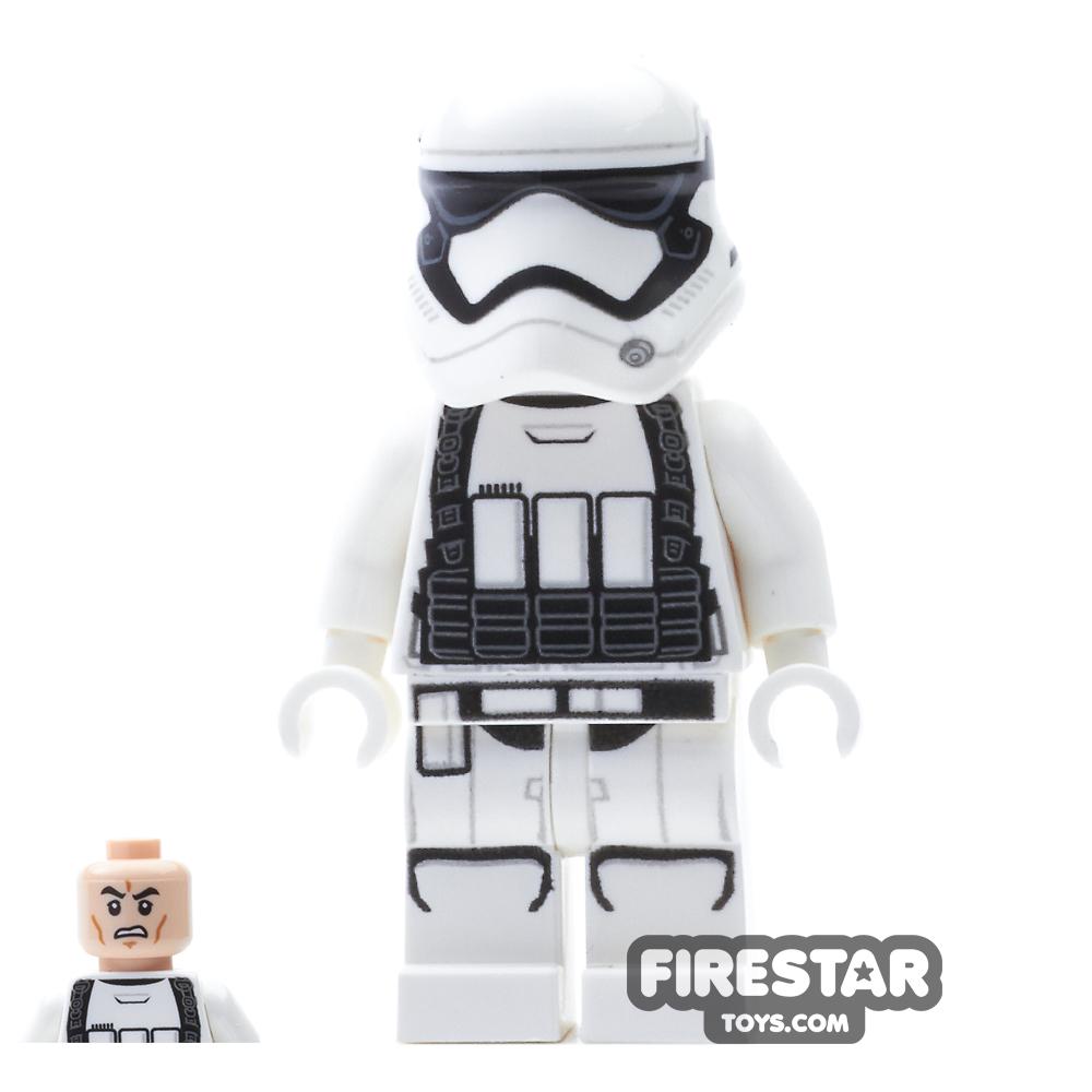 LEGO Star Wars Mini Figure - First Order Trooper - Heavy