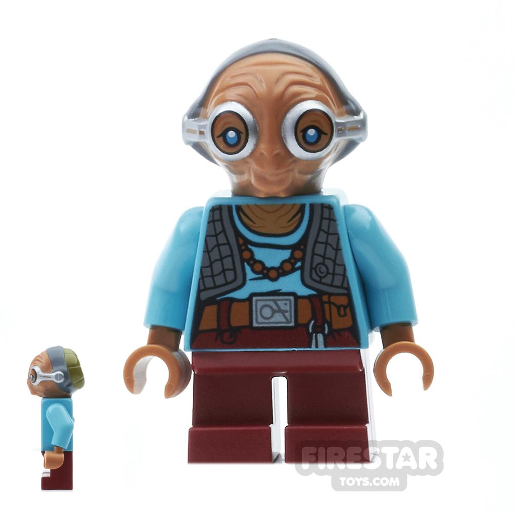 LEGO Star Wars Mini Figure - Maz Kanata
