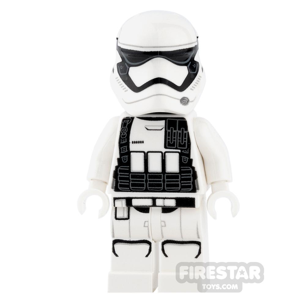 LEGO Star Wars Mini Figure - First Order Stormtrooper - Backpack