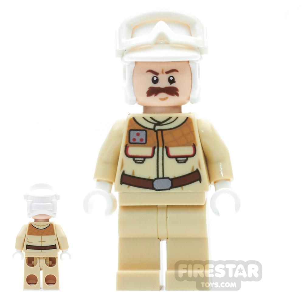 LEGO Star Wars Mini Figure -  Rebel Officer