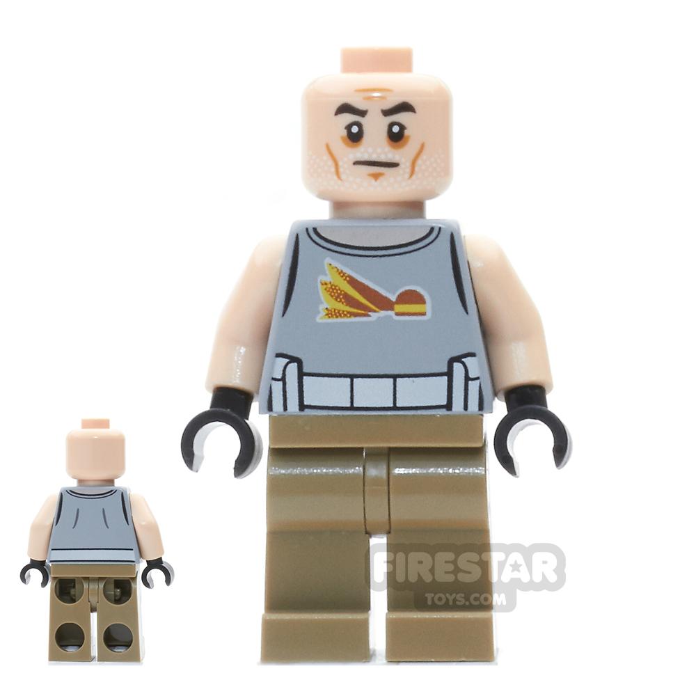 LEGO Star Wars Mini Figure - Commander Gregor