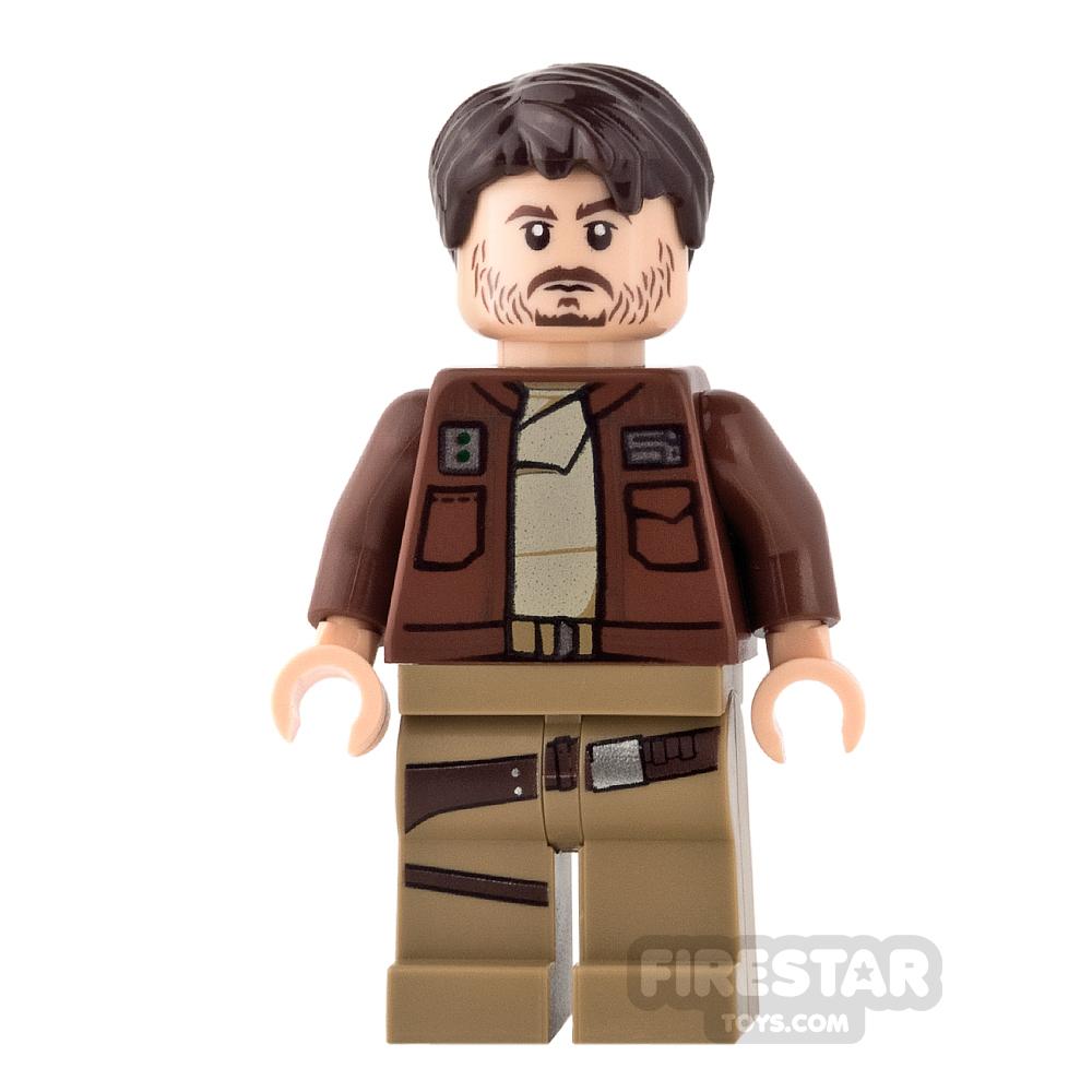 LEGO Star Wars Mini Figure - Cassian Andor