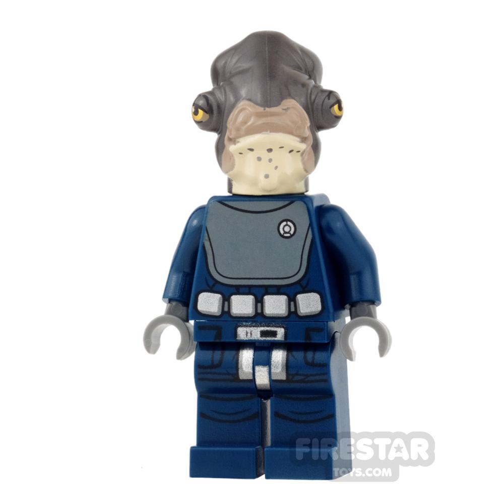LEGO Star Wars Mini Figure - Admiral Raddus