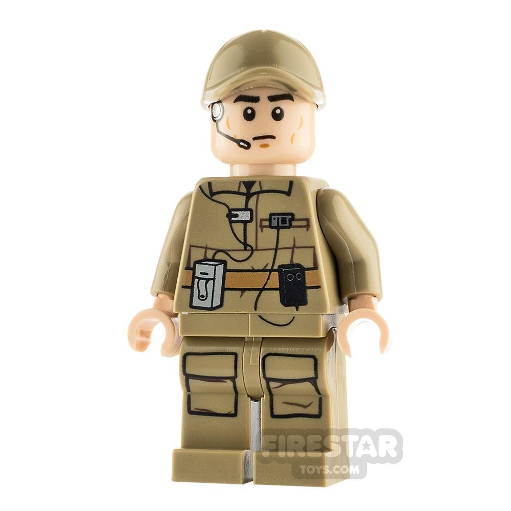 LEGO Star Wars Minifigure Rebel Ground Crew