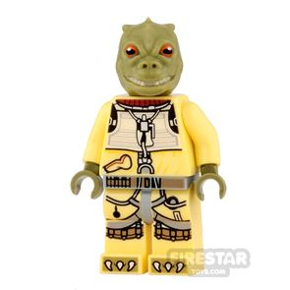 LEGO Star Wars Mini Figure - Bossk - Olive Green