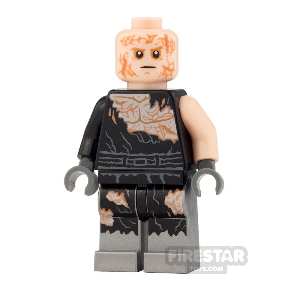LEGO Star Wars Mini Figure - Anakin Skywalker - Transformation Process