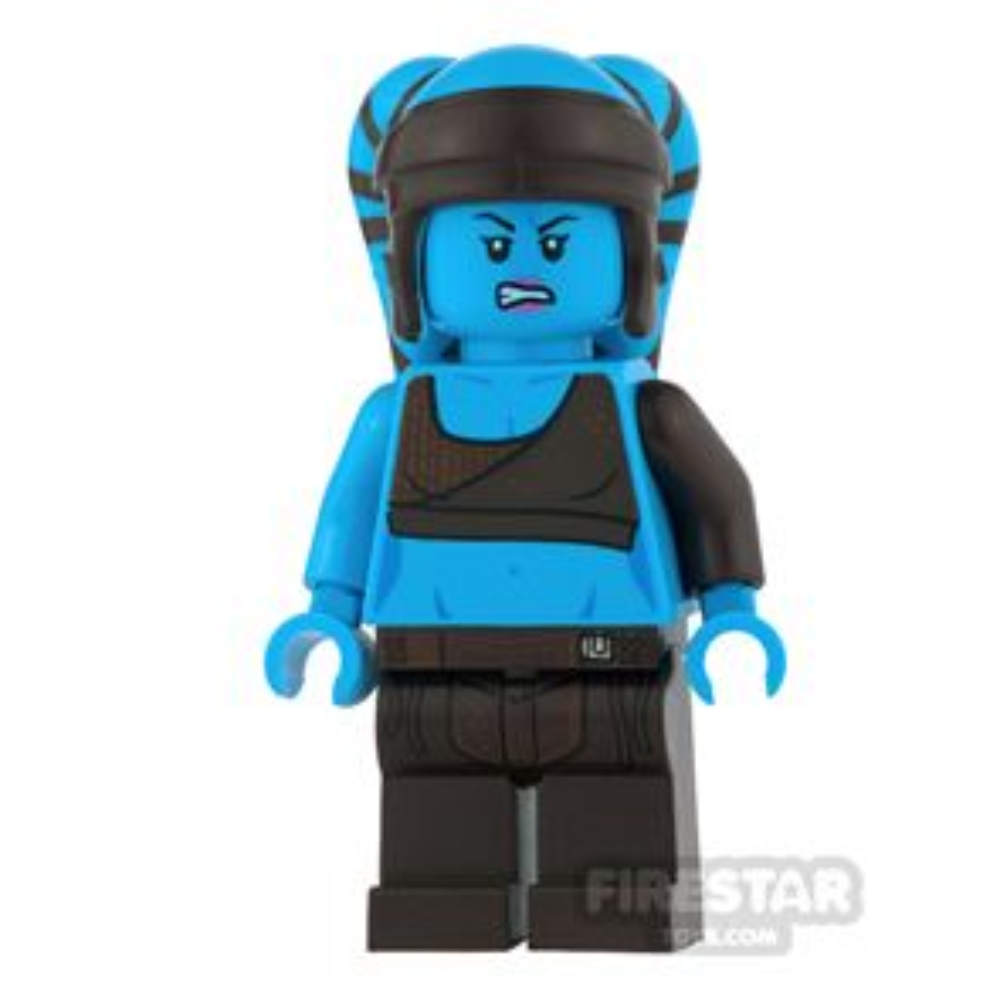 LEGO Star Wars Minifigure Aayla Secura