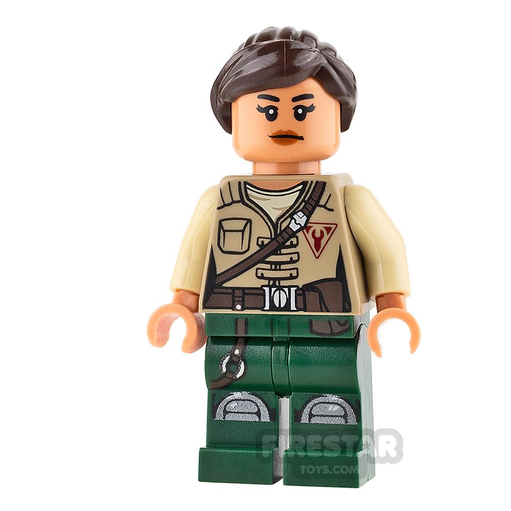 LEGO Star Wars Mini Figure - Kordi - Dark Green Legs