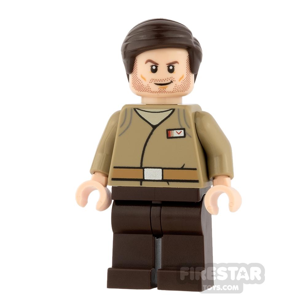 LEGO Star Wars Mini Figure - Resistance Officer
