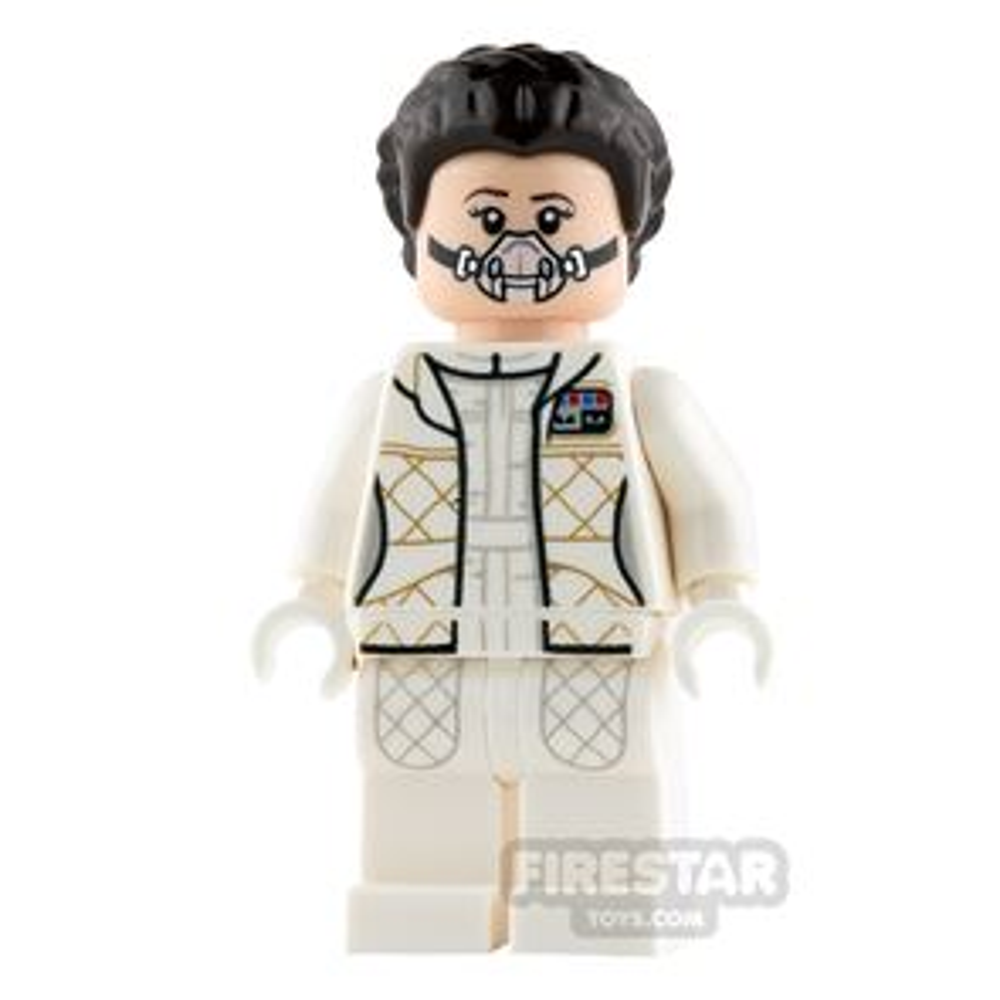 LEGO Star Wars Mini Figure - Princess Leia - Breathing Mask