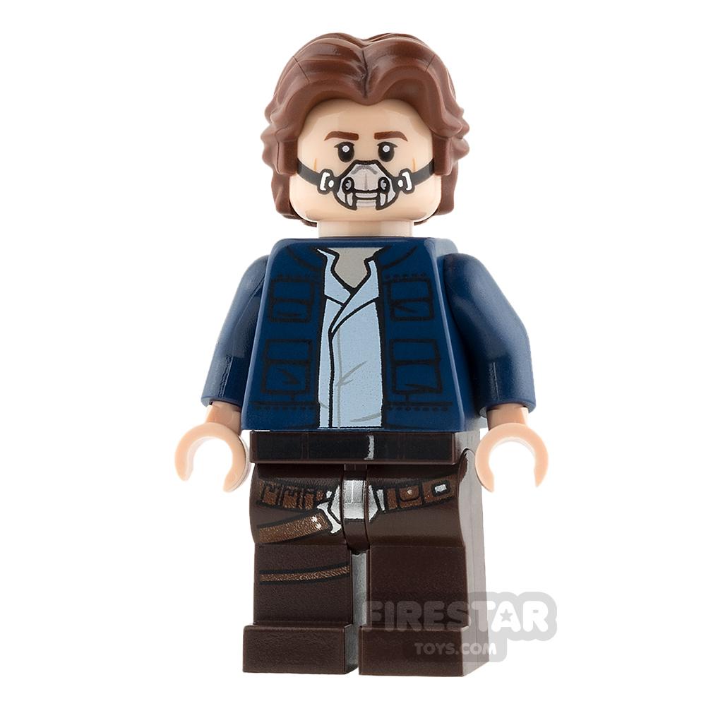 LEGO Star Wars Mini Figure - Han Solo - Breathing Mask