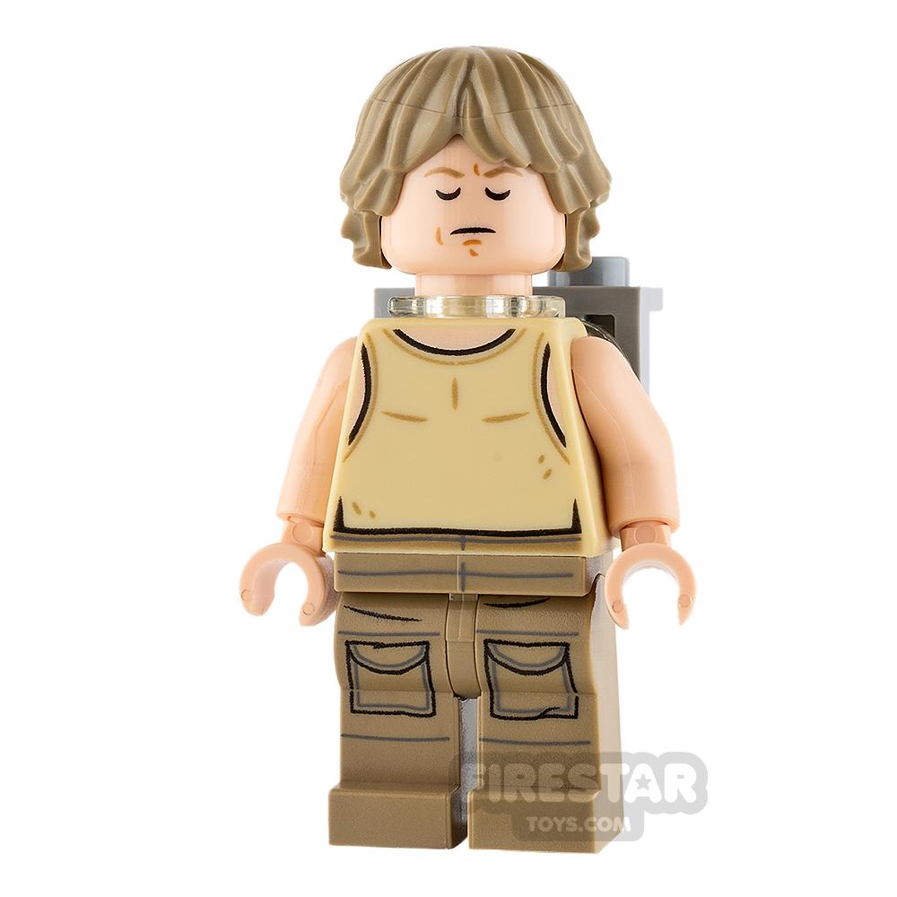 LEGO Star Wars Mini Figure - Luke Skywalker with Backpack