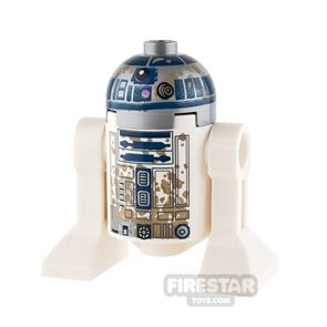 LEGO Star Wars Mini Figure - R2-D2 with Dirt Stains