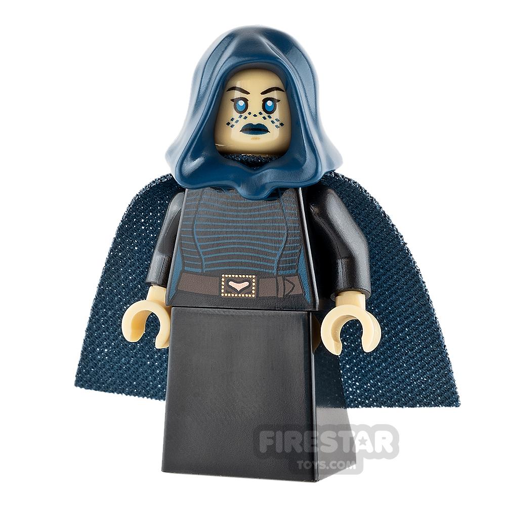 LEGO Star Wars Mini Figure - Barriss Offee - Soft Cape