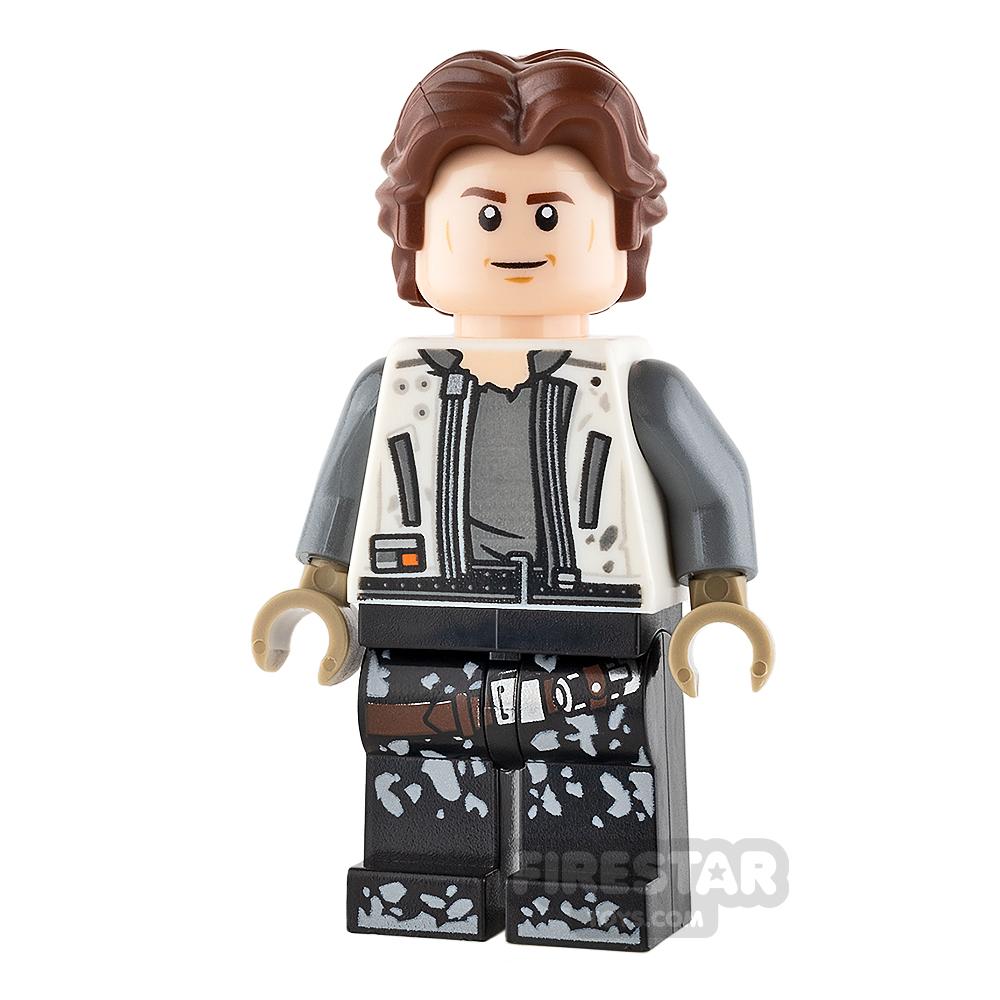 LEGO Star Wars Mini Figure - Han Solo with White Jacket