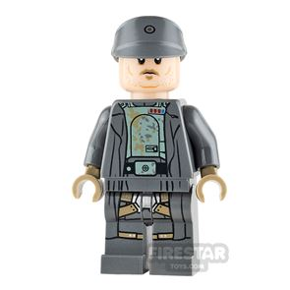 LEGO Star Wars Mini Figure - Tobias Beckett - Imperial Disguise