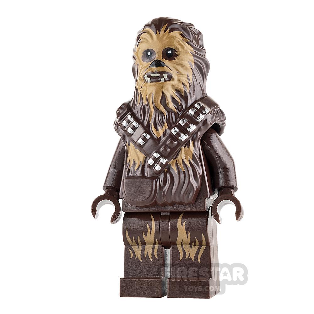 LEGO Star Wars Mini Figure - Chewbacca - Double Strap
