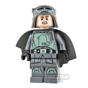 LEGO Star Wars Mini Figure - Han Solo - Imperial Disguise