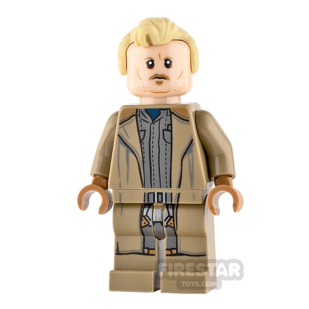 LEGO Star Wars Mini Figure - Tobias Beckett