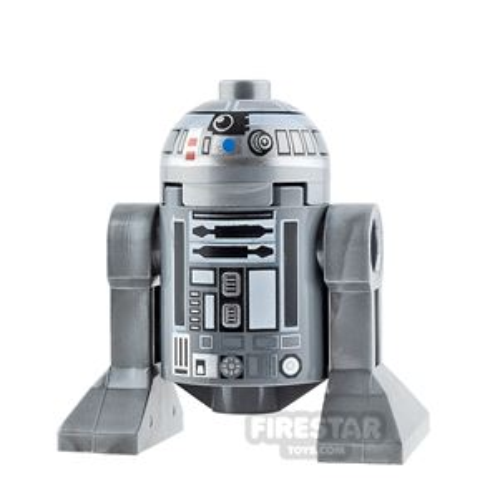 LEGO Star Wars Mini Figure - R2-Q2 - Large Red Dots