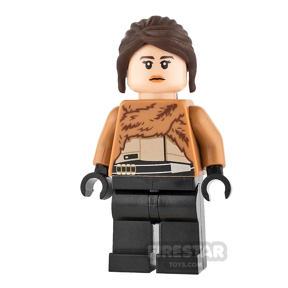 LEGO Star Wars Mini Figure - Qi'ra - Fur Coat