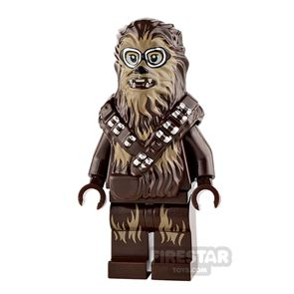 LEGO Star Wars Mini Figure - Chewbacca - Goggles