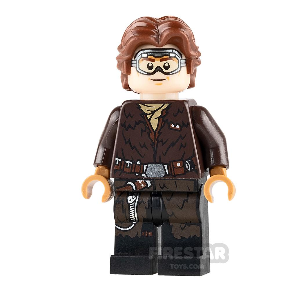 LEGO Star Wars Minifigure Han Solo
