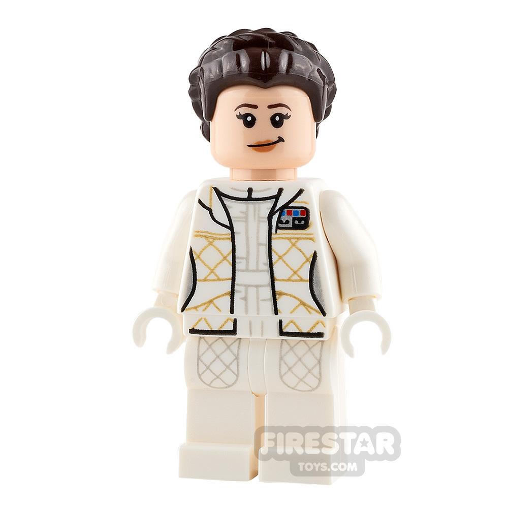 LEGO Star Wars Mini Figure - Princess Leia - Hoth Outfit