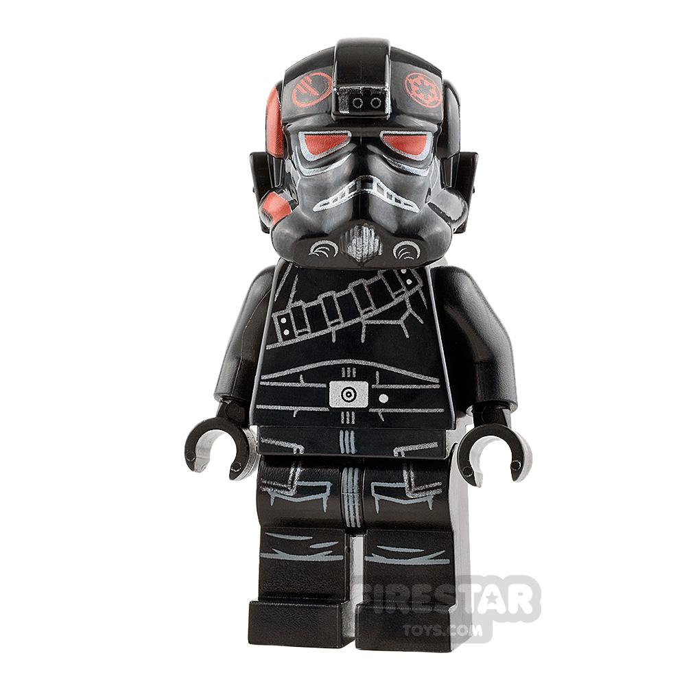 LEGO Star Wars Mini Figure - Inferno Squad Agent - Grimacing
