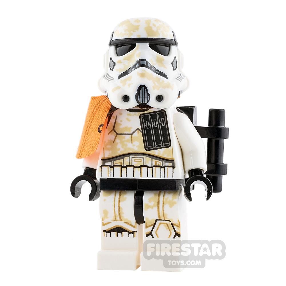 LEGO Star Wars Minifigure Sandtrooper Squad Leader