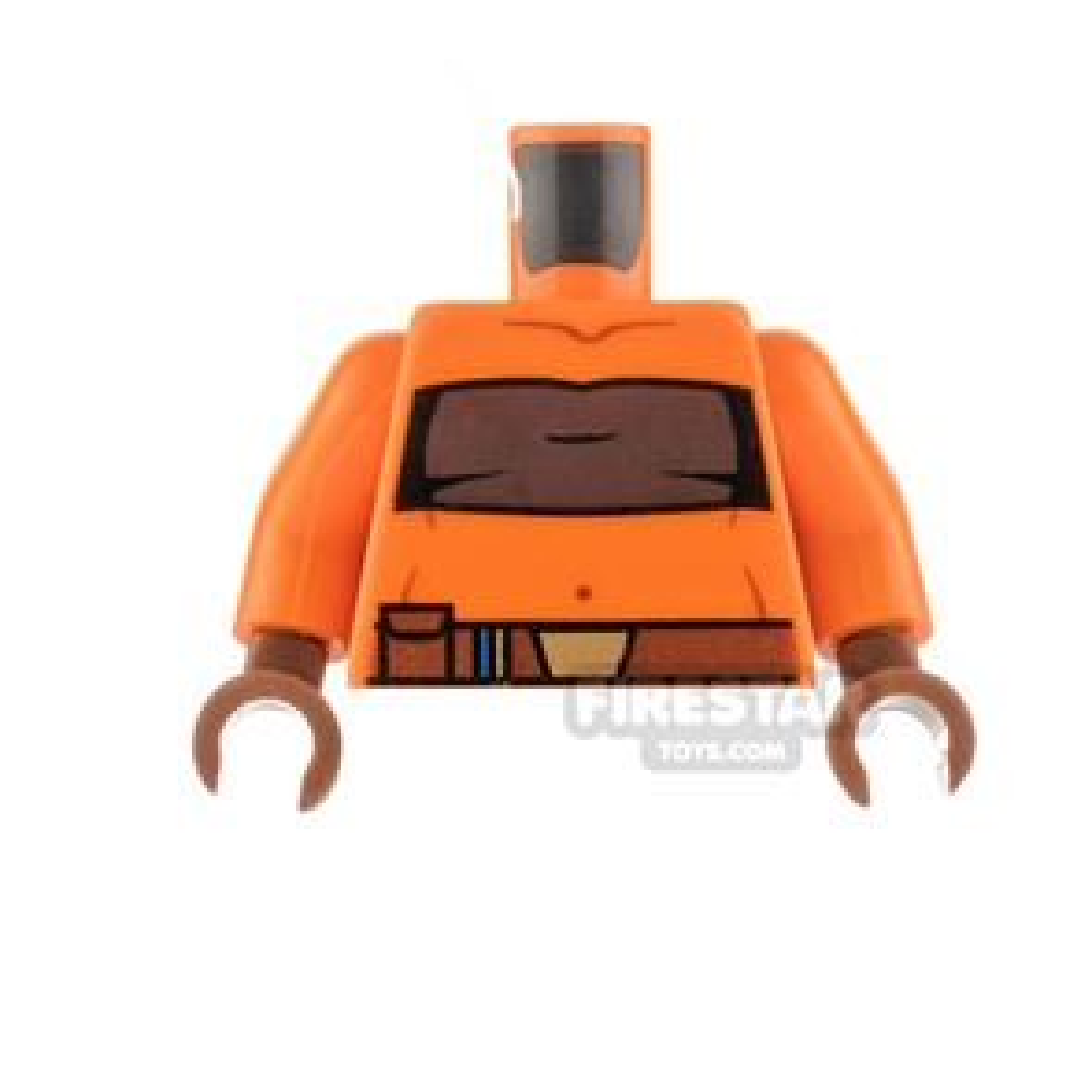 LEGO Mini Figure Torso - SW Ahsoka