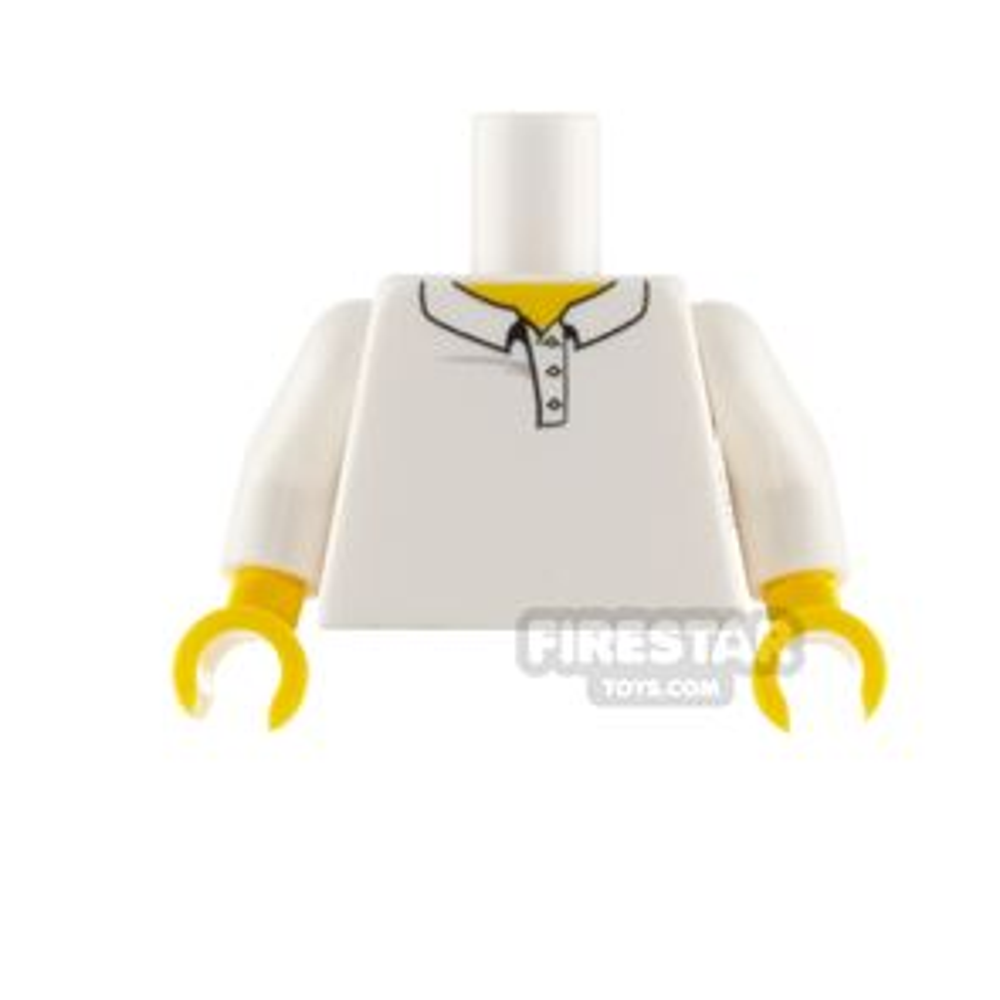Custom Design Torso - Rugby / Polo Shirt