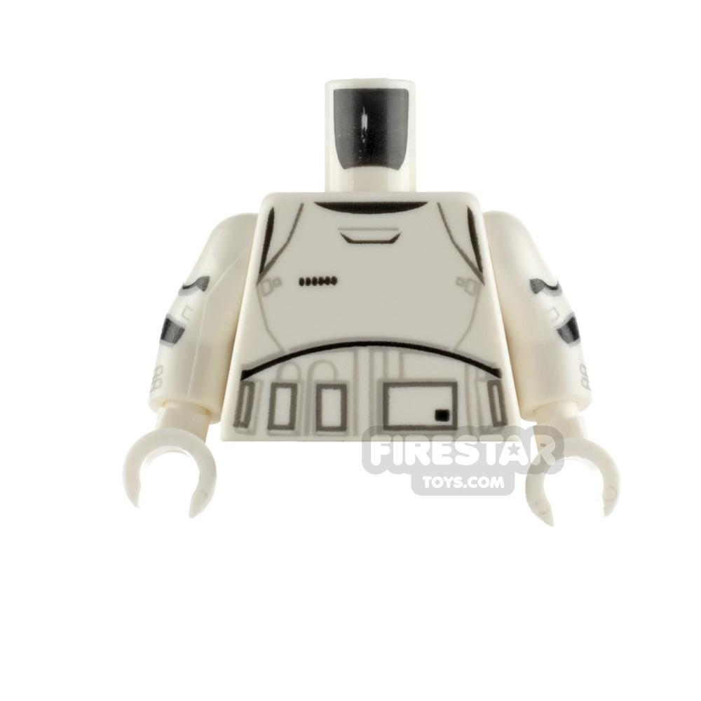 LEGO Mini Figure Torso - First Order Stormtrooper Armour