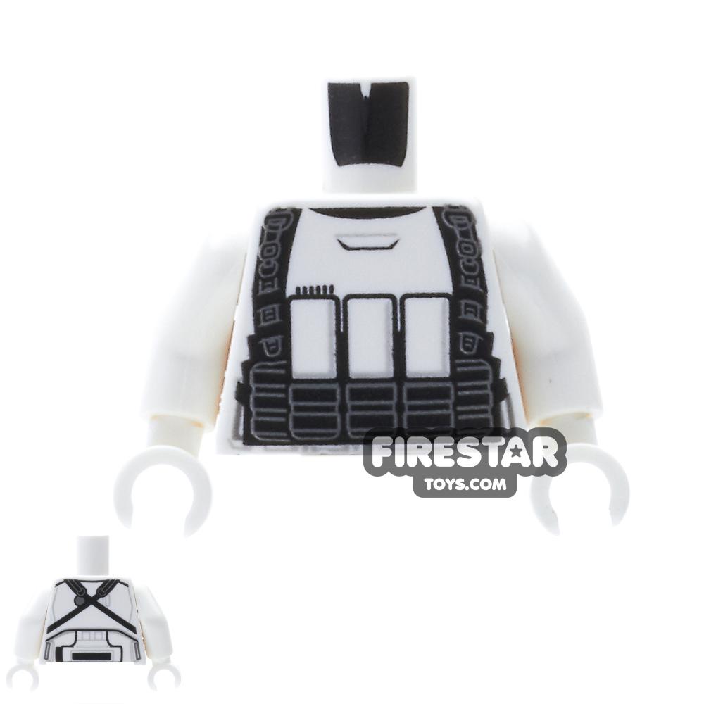 LEGO Mini Figure Torso - First Order Stormtrooper - Ammo Belt