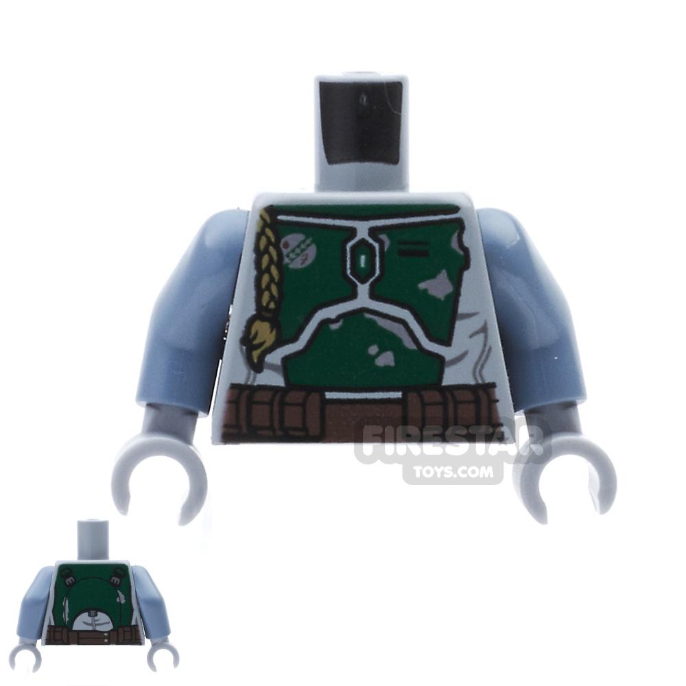 LEGO Minifigure Torso Boba Fett