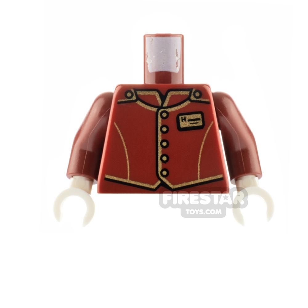 Custom Design Torso - Air Ambulance Doctor