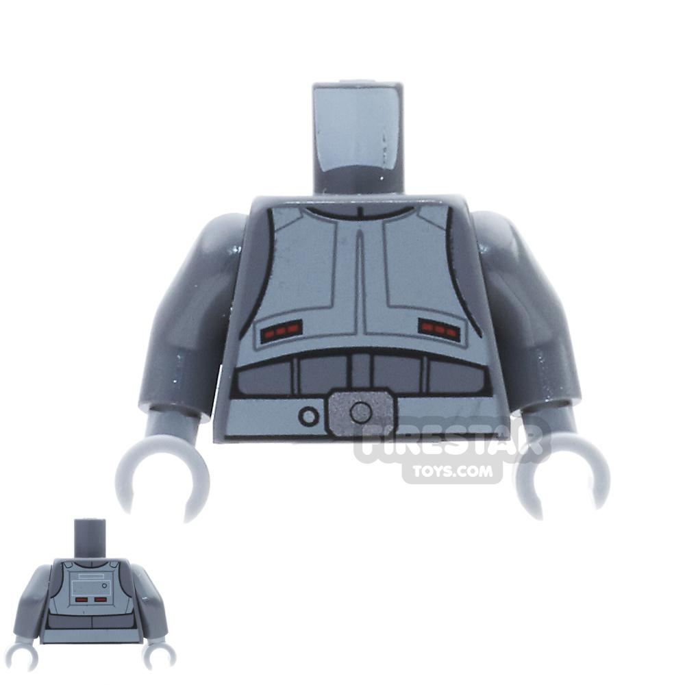 LEGO Mini Figure Torso - Imperial Combat Driver