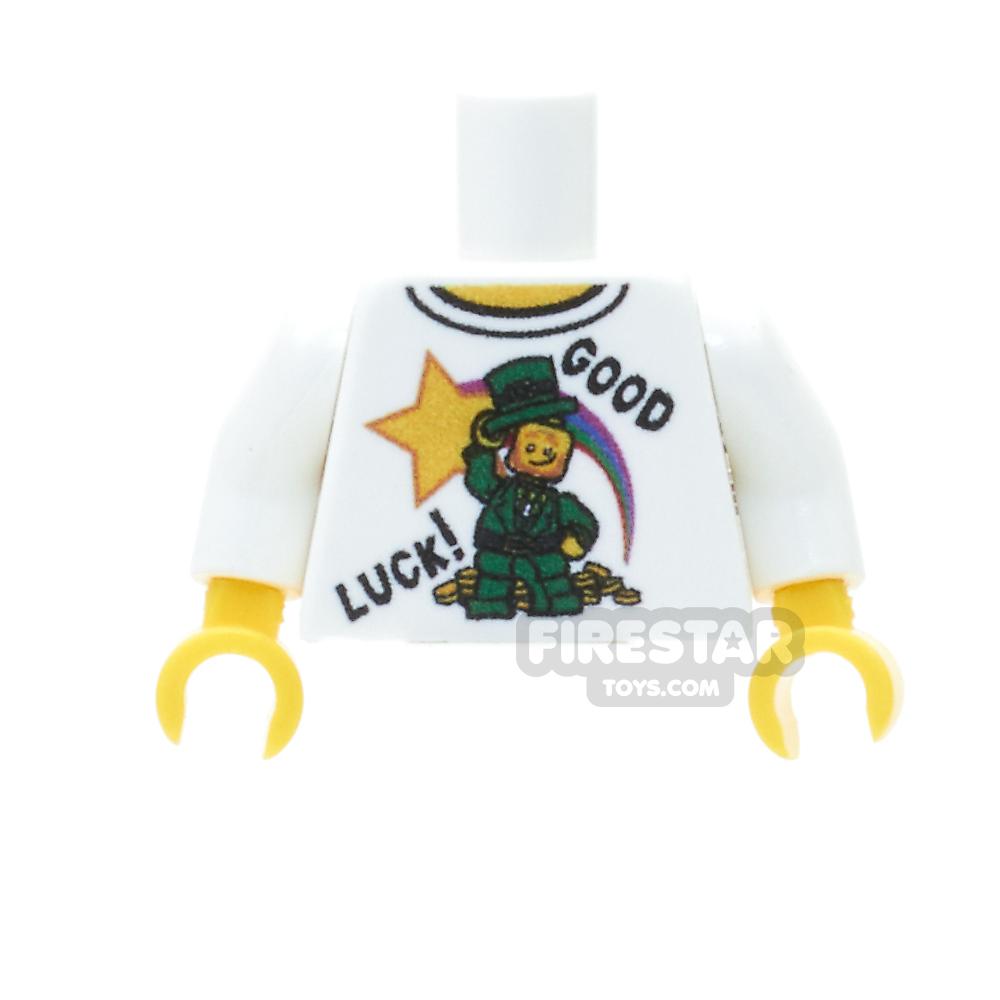 Custom Design Torso - Good Luck