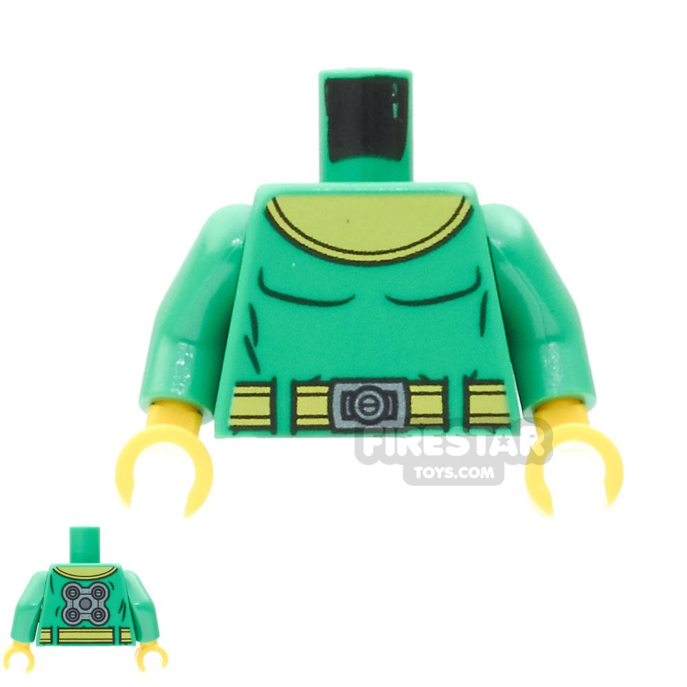 LEGO Mini Figure Torso - Doc Ock