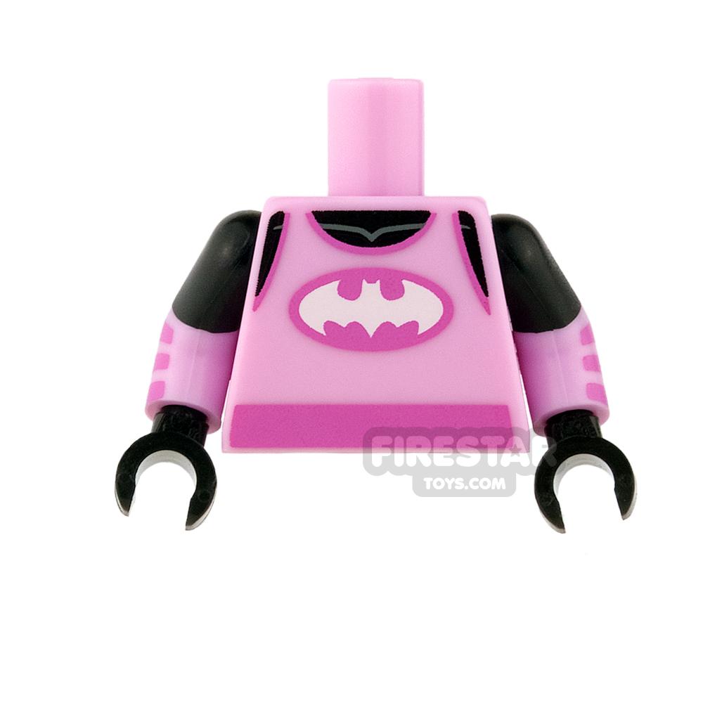 LEGO Mini Figure Torso - Batman - Fairy Suit