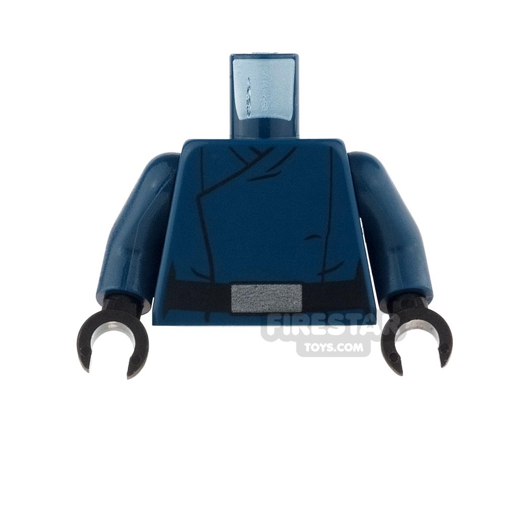 LEGO Mini Figure Torso - First Order Officer Uniform - Male 2